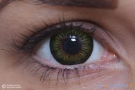 ColourVUE Party Occhi Baby Verde (2 pz) - Lenti a contatto colorate