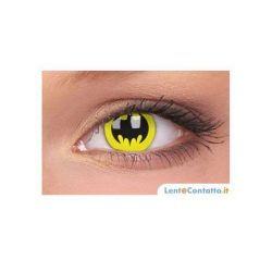ColourVUE Crazy Batman (2 pz) - Lenti trimestrali colorate