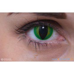ColourVUE Crazy Dragon's Eye Verde (2 pz) - Lente cosmetica colorata