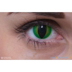 ColourVUE Crazy Dragon's Eye Verde (2 pz) - Lente cosmetica colorata