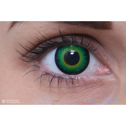 ColourVUE Crazy Lupo Mannaro Verdi (2 pz) - Lenti a contatto cosmetiche colorate