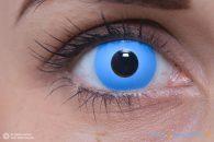 ColourVUE Crazy Blu Cielo (2 pz) - Lenti colorate opache