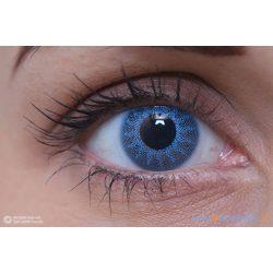 ColourVUE Crazy Sole Blu (2 pz) - Lente cosmetica 3 mesi