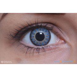 ColourVUE Glamour Blu (2 pz) - Lenti a contatto cosmetiche trimestrali