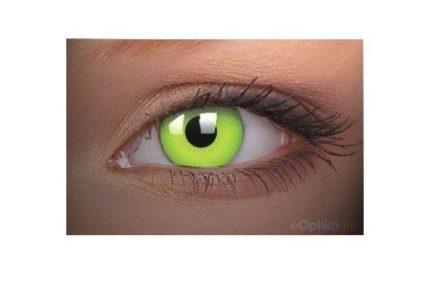 ColourVUE Party UV Verde (2 pz) - Lente cosmetica annuale coprente