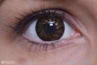 ColourVUE Polvere di Stelle Oro (2 pz) - Lenti a contatto trimestrali estetiche