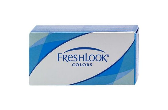 FreshLook Colors UV (2 pz), Lenti a contatto colorate mensili