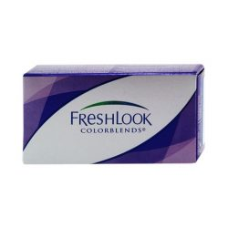 FreshLook ColorBlends UV (2 pz), Lenti a contatto mensili colorate