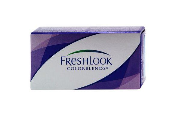 FreshLook ColorBlends UV (2 pz), Lenti a contatto colorate mensili