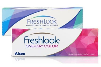 FreshLook ONE DAY (10 pz), Lenti a contatto giornaliere colorate