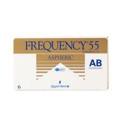 Frequency 55 Aspheric (6 pz), Lenti a contatto mensili