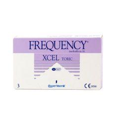 Frequency XCEL Toric (3 pz), Lenti a contatto mensili