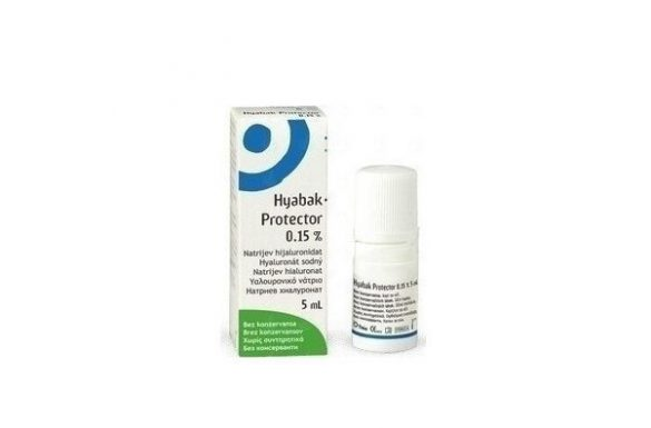 Hyabak 0,15% (5 ml), Collirio