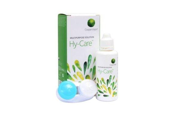 Hy-Care (100 ml),  Soluzione per lenti a contatto + 1 portalenti