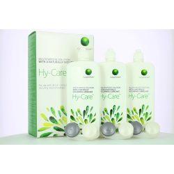 Hy-Care (3x250 ml),  Soluzione per lenti a contatto + 3 portalenti
