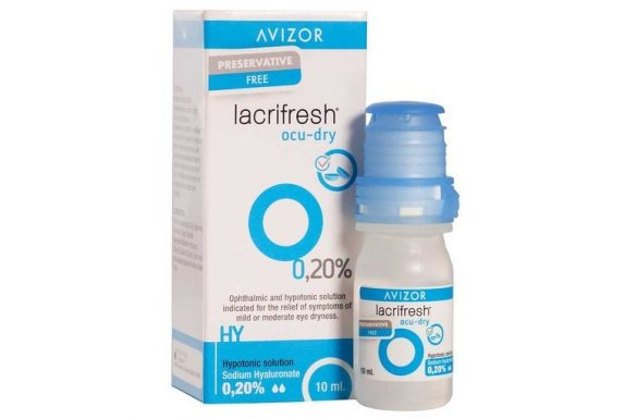 Lacrifresh Ocu-Dry 0.20% (10 ml)