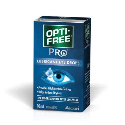 Opti-Free Pro Lubricant Eye Drops (10 ml), Collirio
