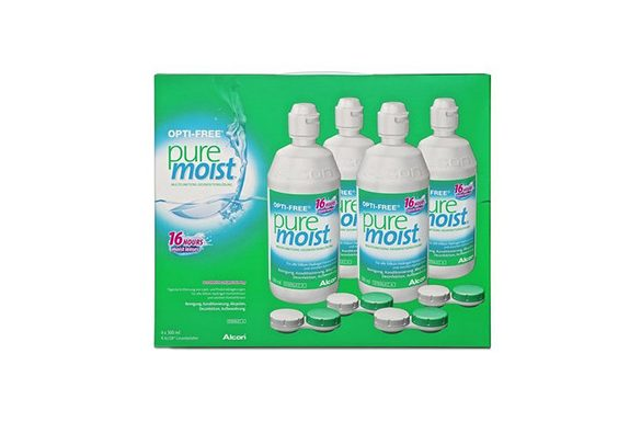 OPTI-FREE PureMoist (4x300 ml)