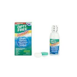 OPTI-FREE Replenish (60 ml), Soluzione per lenti a contatto + 1 portalenti - prodotto fuori produzione
