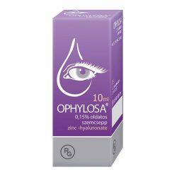 Ophylosa 0,15% (10 ml), Collirio
