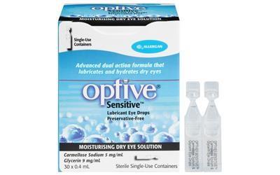 Optive UD (30x0,4 ml), Gocce Oculari - prodotto fuori produzione