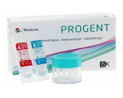 Progent SP-Intensivreiniger (2x5 dosi) deproteinizzante – per lenti a contatto rigide