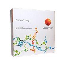 Proclear 1 Day (90 pz), Lenti a contatto giornaliere