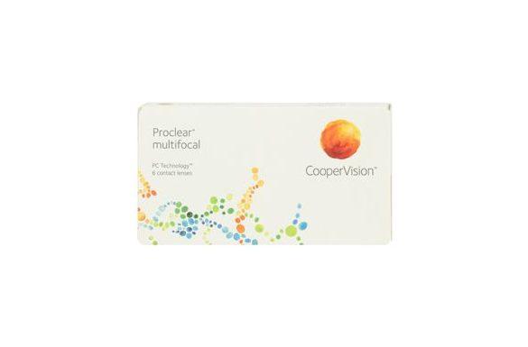 Proclear Multifocal (3 pz), Lenti a contatto mensili