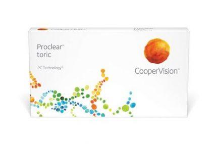 Proclear Toric (6 pz), Lente a contatto mensili