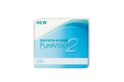 PureVision 2 HD (6 pz), Lenti a contatto mensili