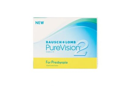 PureVision 2 Multi-Focal For Presbyopia (6 pz), Lenti a contatto mensili