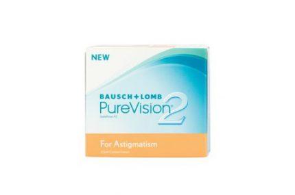 PureVision 2 Toric (6 pz), Lenti a contatto mensili