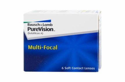 PureVision Multi-Focal (6 pz), Lenti a contatto mensili
