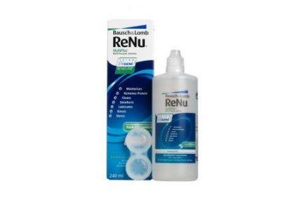 ReNu MultiPlus (240 ml), Soluzione per lenti a contatto + 1 portalenti
