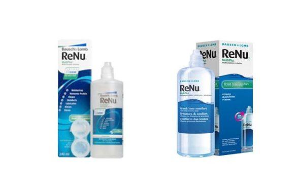 ReNu MultiPlus (360 ml), Soluzione per lenti a contatto + 1 portalenti