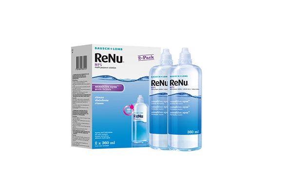 ReNu MPS Sensitive Eyes (2x360 ml)