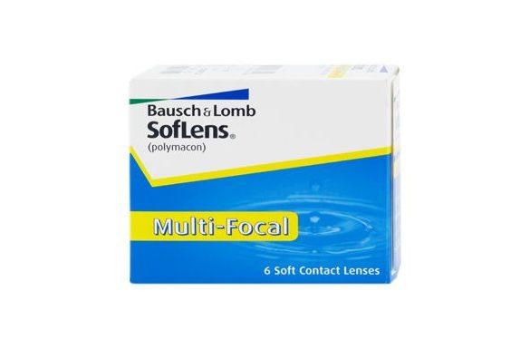 SofLens Multi-Focal (6 pz), Lenti a contatto mensili