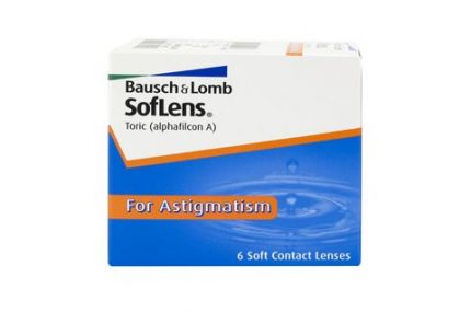 SofLens Toric (6 pz), Lenti a contatto mensili toriche