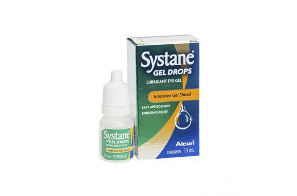 Systane Gel Drops (10 ml), Collirio per Lenti