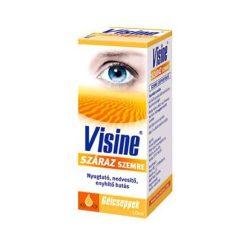 Visine Gel Drops (10ml) per occhio secco – NON PER LENTE A CONTATTO - prodotto fuori produzione