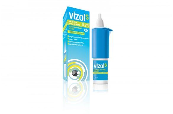 Vizol S 0,21% (10 ml), Collirio