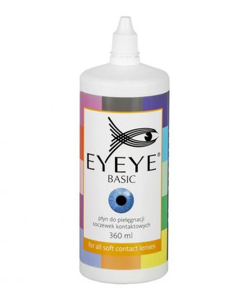 Eyeye Basic (360 ml), Soluzione per Lenti a contatto
