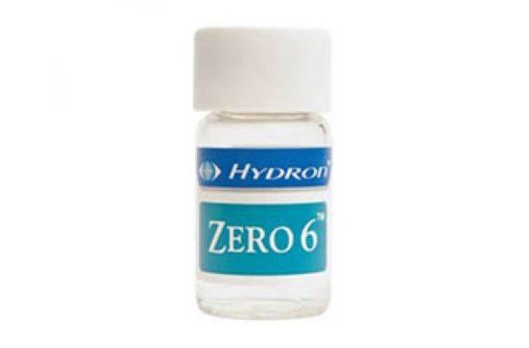 Zero 6 Standard (1 pezzo), Lenti a contatto annuali - prodotto non é piú disponiblie