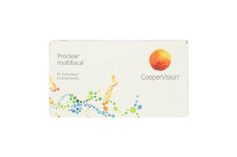 Lenti a contatto mensili Proclear Multifocal (3 pz)